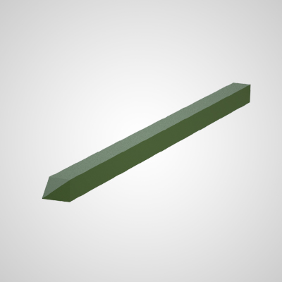 estacones-seccion-cuadrada-punta-diamante